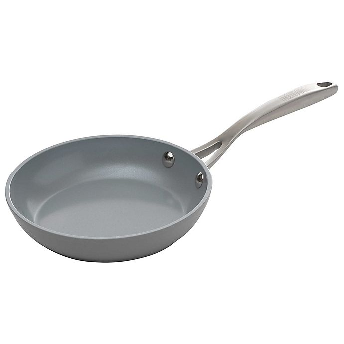 Alternate image 1 for Bialetti® Silver Titanium Nonstick Fry Pan