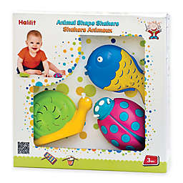 Edushape® 3-Pack Animal Shape Shakers