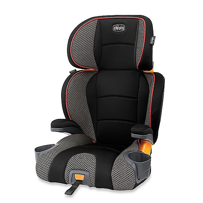 Alternate image 1 for Chicco® KidFit™ 2-in-1 Belt Positioning Booster Seat in Atmosphere