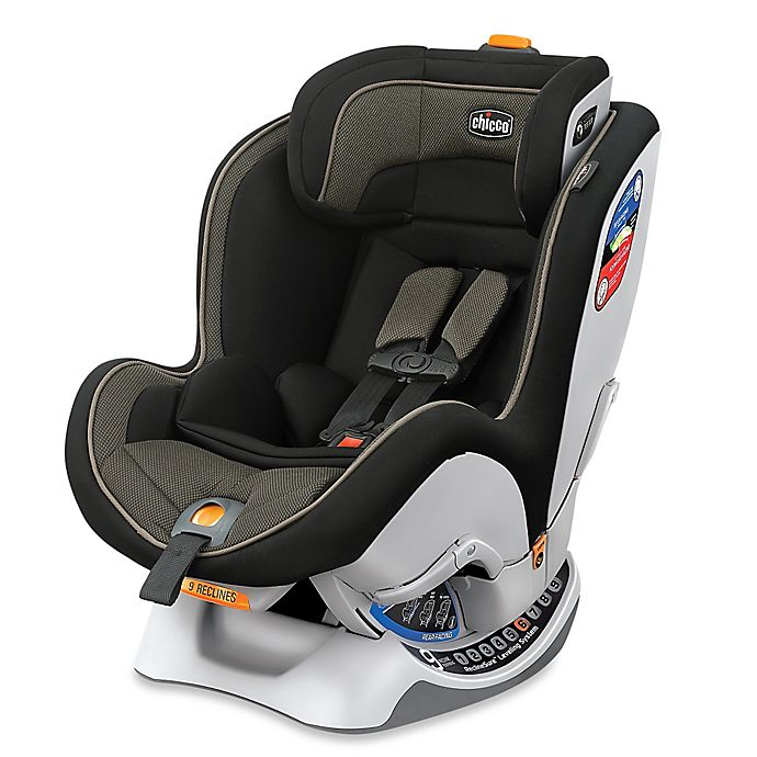 Alternate image 1 for Chicco NextFit® Convertible Car Seat in Matrix