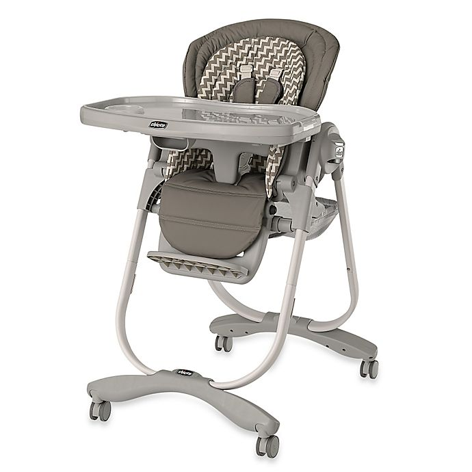 Alternate image 1 for Chicco® Polly Magic High Chair in Singapore
