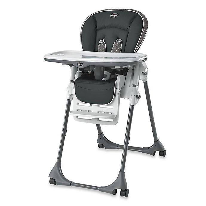 Alternate image 1 for Chicco® Polly® High Chair in Lilla