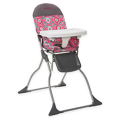 Cosco® Simple Fold™ High Chair in Posey Pop