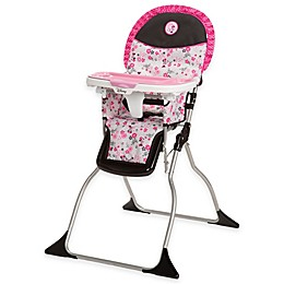 Disney® Simple Fold™ Minnie High Chair in Garden Delight