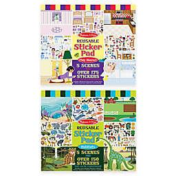 Melissa & Doug® Sticker Pad Play Bundle (Set of 2)