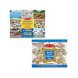 Melissa & Doug® Vehicle Pad Bundle
