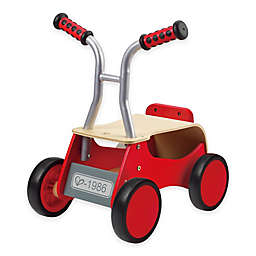 Hape Little Red Rider Walker/Ride On Toy