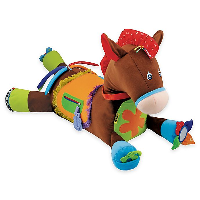 Alternate image 1 for Melissa & Doug® Giddy-Up & Play Pony