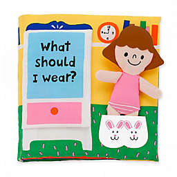 Melissa & Doug® What Should I Wear? Soft Activity Book