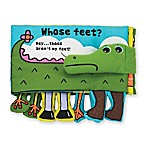 Melissa and Doug®  Whose Feet?  Book