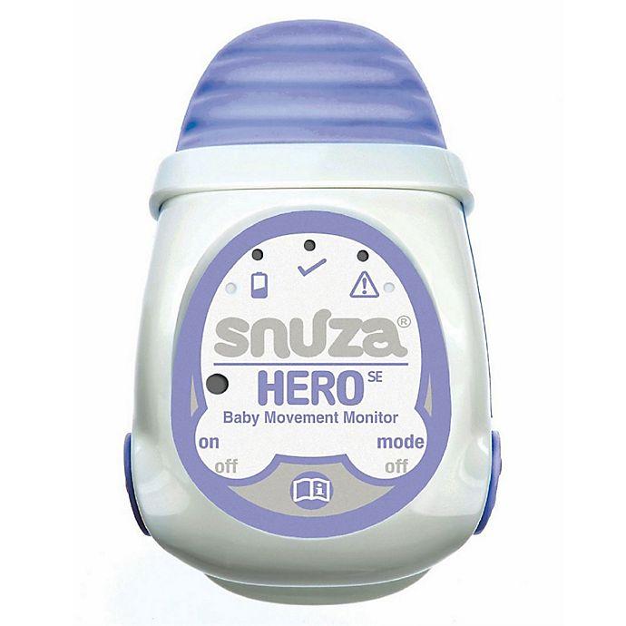 Snuza Hero Se Baby Movement Monitor Bed Bath And Beyond Canada