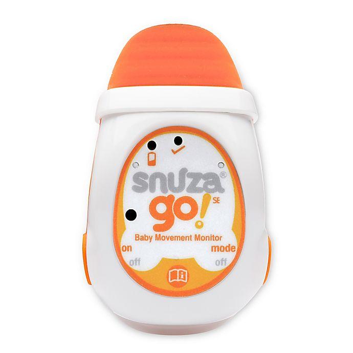Alternate image 1 for Snuza® Go! SE Baby Movement Monitor