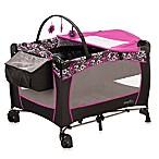 Evenflo® Daphne Portable BabySuite® Deluxe Playard in Pink/Black