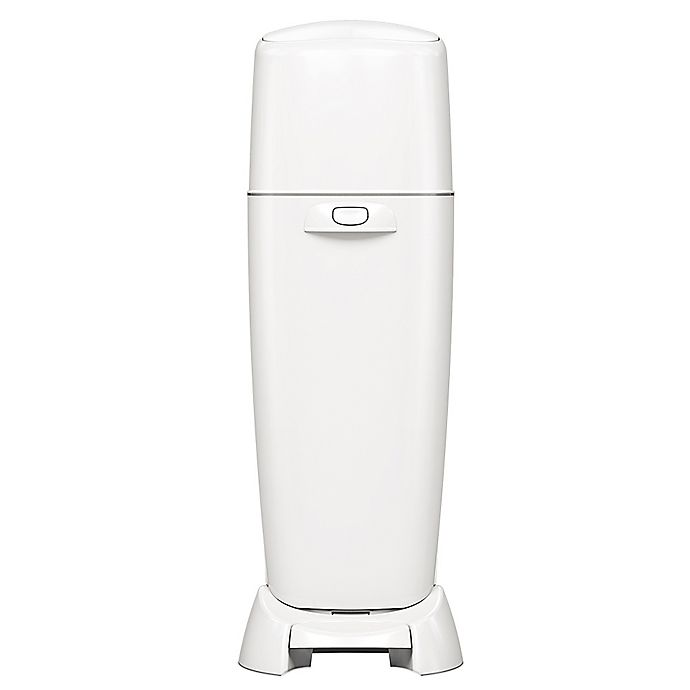 Alternate image 1 for Playtex Baby™ Diaper Genie® Complete Diaper Pail in White