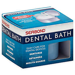 Sea-Bond® Dental Bath for Dentures, Retainers and Guards