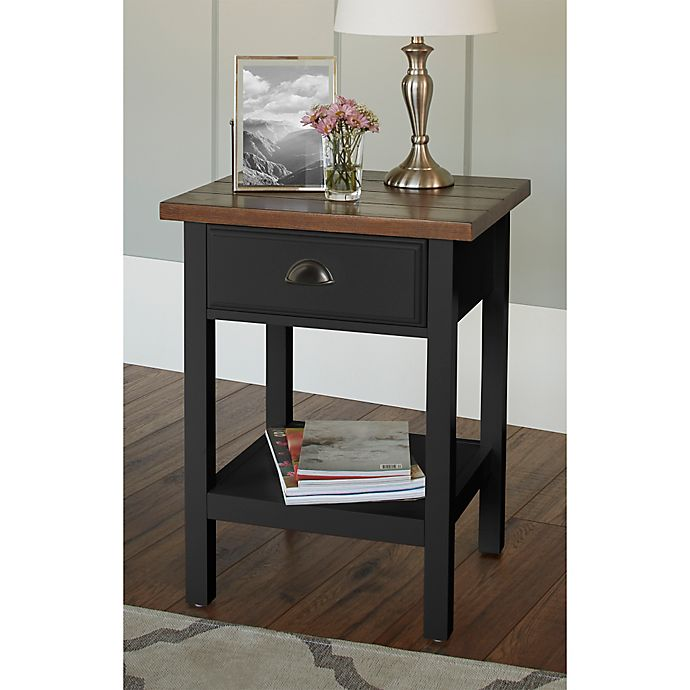 Alternate image 1 for Chatham House Newport Accent Table with Drawer