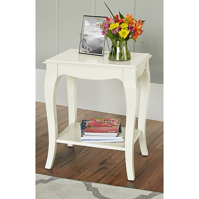 Foyer Table Bed Bath And Beyond : Chatham house helena side table bed bath and beyond canada