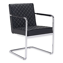 Zuo® Quilt Dining Arm Chair