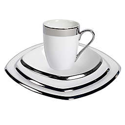 Studio TU® by Tabletops Unlimited® Sterling Square Dinnerware Collection