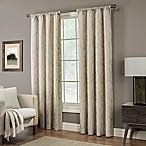 Pinehurst 84-Inch Rod Pocket Window Curtain Panel in Linen