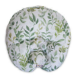 Boppy® Original Newborn Lounger in Green Leaf Décor