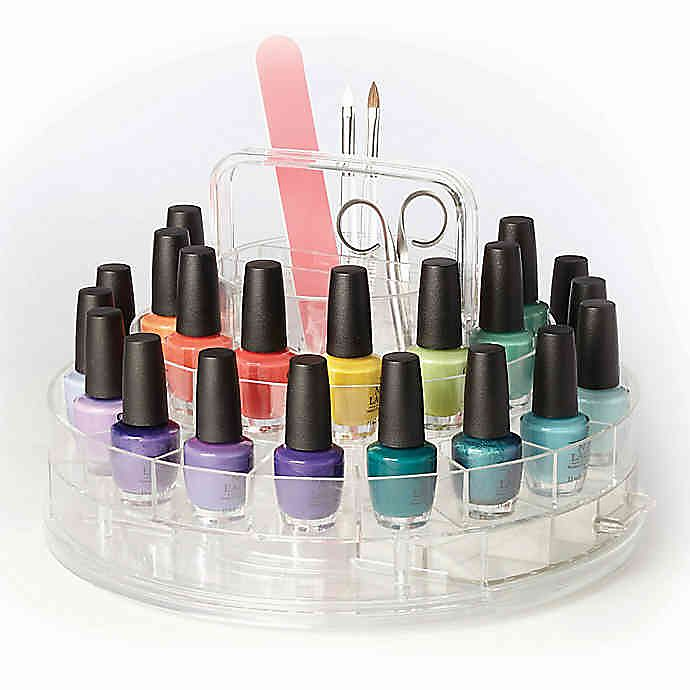 Alternate image 1 for Nail Boutique Cosmetique in Clear