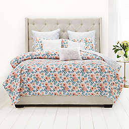Nicole Miller 9-Piece Indian Summer Full/Queen Quilt Set