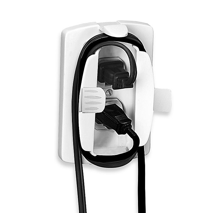 Alternate image 1 for Safety 1st® Outlet Cover with Cord Shortener