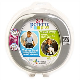 Potette® Plus 2-in-1 Travel Potty and Trainer Seat