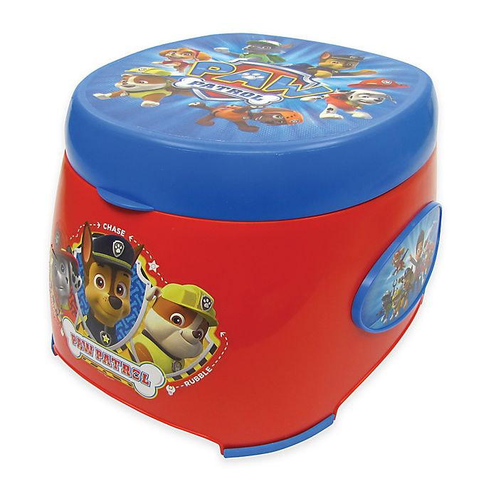 Super Nickelodeon Paw Patrol 3 In 1 Potty Training System Ncnpc Chair Design For Home Ncnpcorg
