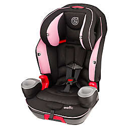 Evenflo® Evolve® 3-in-1 Combination Booster Car Seat in Pink Daisies