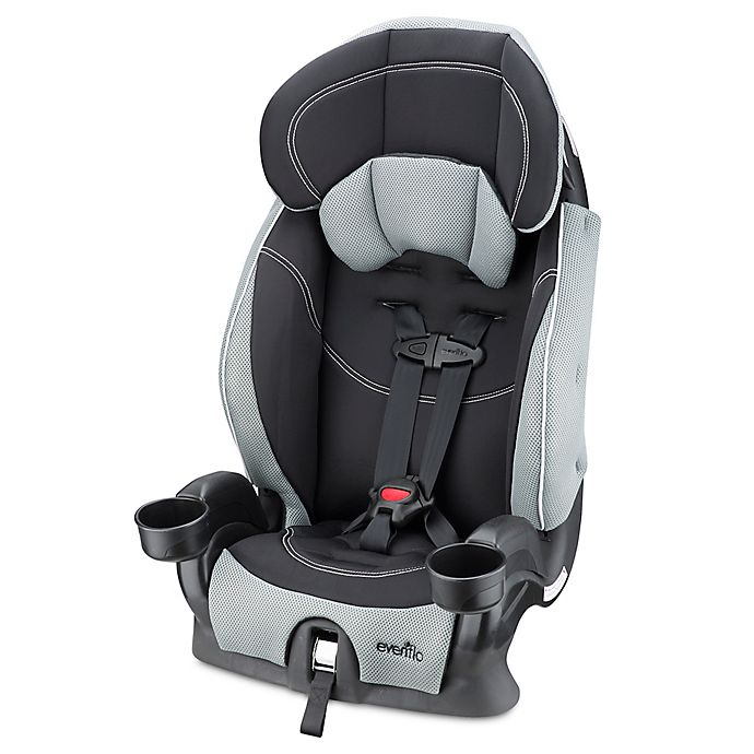 Alternate image 1 for Evenflo® Chase® LX Harnessed Booster Seat
