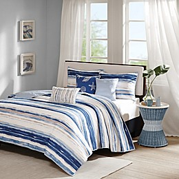 Madison Park Marina Coverlet Set