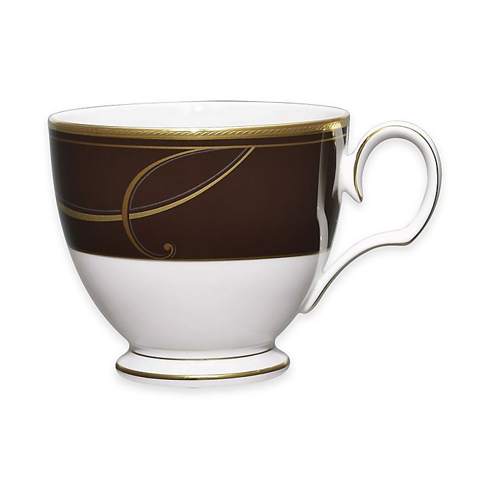 Alternate image 1 for Noritake® Golden Wave Chocolate Teacup