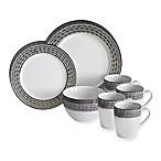 Baum Patina16-Piece Dinnerware Set