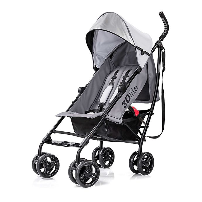 Alternate image 1 for Summer Infant® 3D lite™ Convenience Stroller