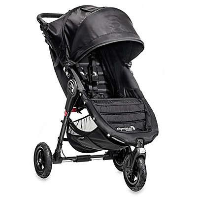 Baby Jogger® City Mini® GT Single Stroller in Black/Black