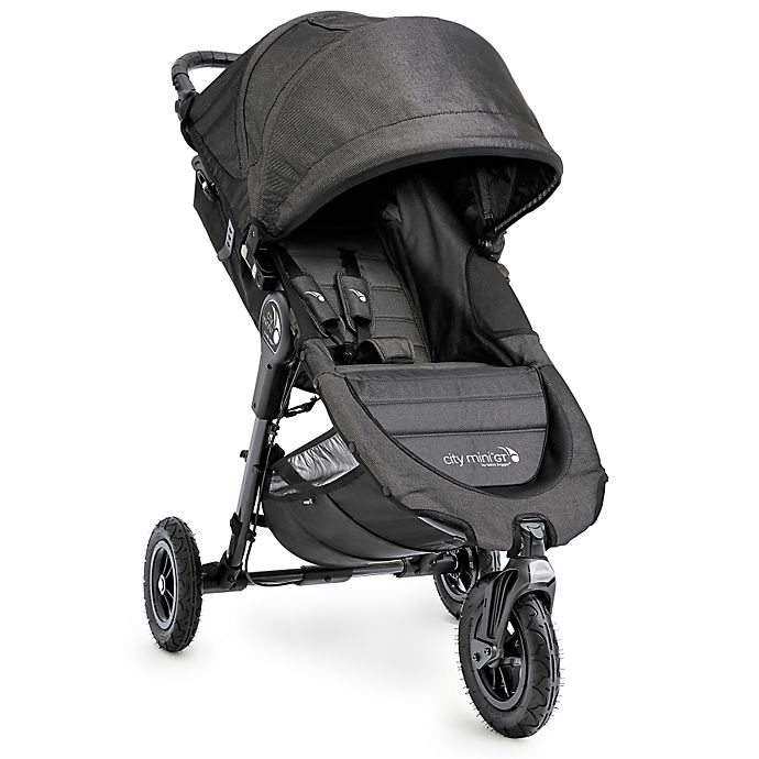 Alternate image 1 for Baby Jogger® City Mini® GT Single Stroller in Charcoal