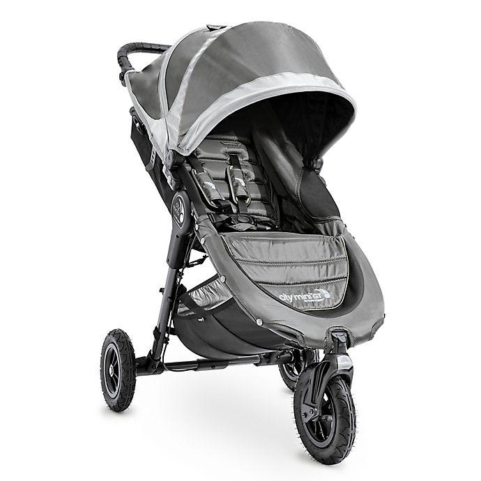 Baby Jogger® City Mini® GT Single Stroller in Steel/Grey ...