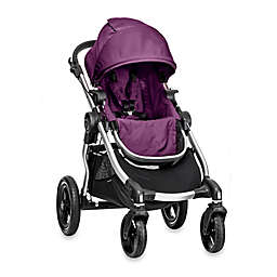 Baby Jogger® city select® Single Stroller in Amethyst/Silver