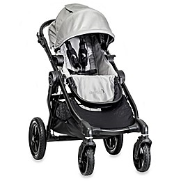Baby Jogger® city select® Single Stroller in Silver/Black
