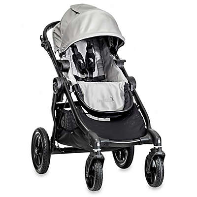 Baby Jogger® city select® Single Stroller in Silver/Black