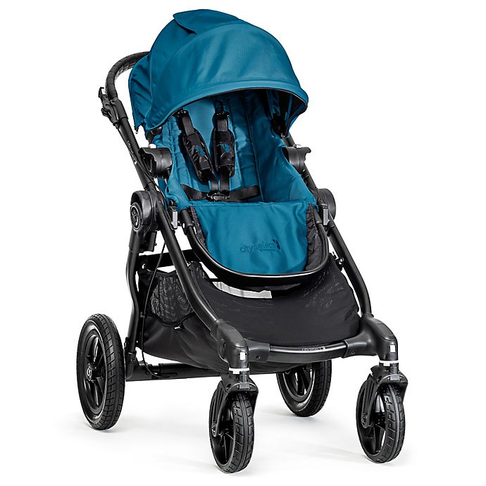 Alternate image 1 for Baby Jogger® city select® Single Stroller in Teal/Black