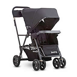 Joovy® Caboose Ultralight Graphite Stand-On Tandem Stroller in Black