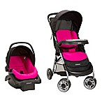 Cosco® Lift & Stroll™ Plus Travel System in Very Berry
