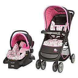 Disney® Amble™ Travel System in Garden Delight Minnie