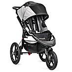 Baby Jogger® Summit™ X3 Single Stroller in Black/Grey