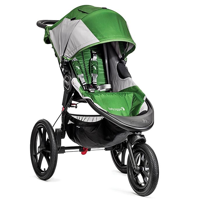 Alternate image 1 for Baby Jogger® Summit™ X3 Single Stroller