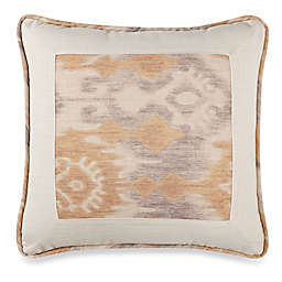 HiEnd Accents Casablanca Decorative Pillow in Brown/Gold
