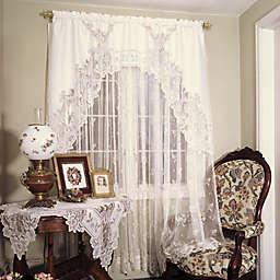 Heritage Lace® Heirloom Window Swag Pair